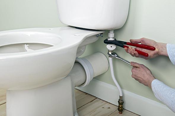 Install toilet590kk0510103