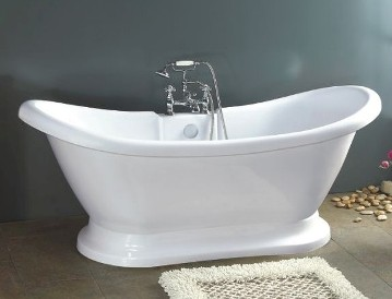 Tips on choosing a bath tub - Professional Plumbing Services