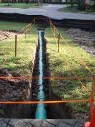 What is subsoil drainage professional plumbing services for What does a french drain look like